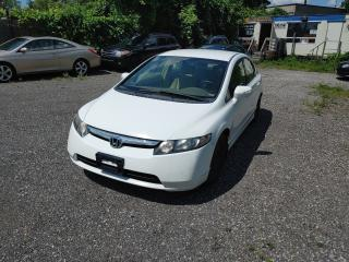 Used 2006 Honda Civic for sale in Scarborough, ON