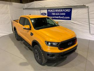 New 2021 Ford Ranger XLT for sale in Peace River, AB