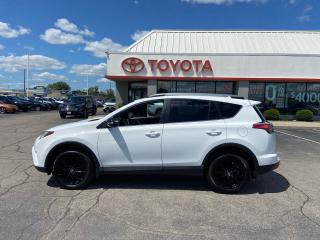 Used 2018 Toyota RAV4 SE AWD TRAIL for sale in Cambridge, ON