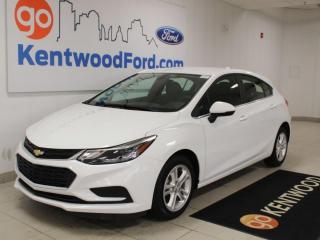 Used 2018 Chevrolet Cruze LT | Hatchback | Heated Seats | One Owner | No Accidents for sale in Edmonton, AB