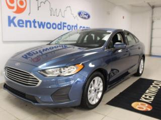 Used 2019 Ford Fusion Se   FWD   Heated Seats   Rear Camera   for sale in Edmonton, AB