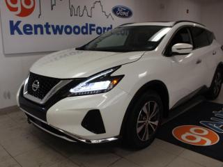 Used 2019 Nissan Murano SV | AWD | Heated Seats | Sunroof | NAV | One Owner | No Accidents for sale in Edmonton, AB
