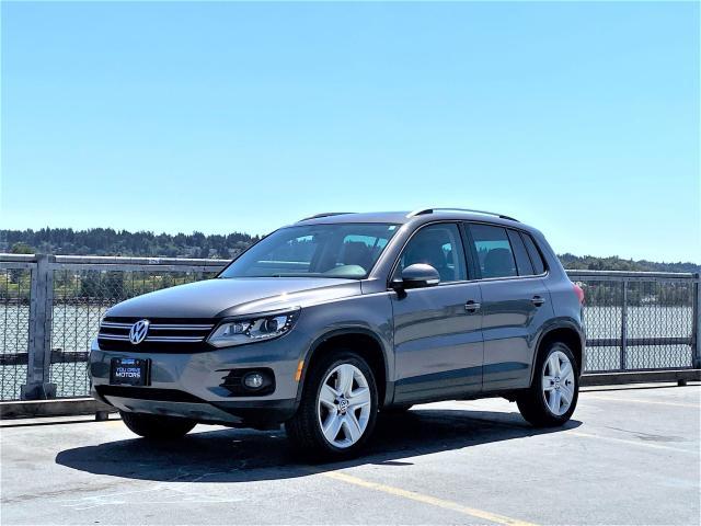 2012 Volkswagen Tiguan HIGHLINE! $162.50 BW $0 DOWN 60 MO!