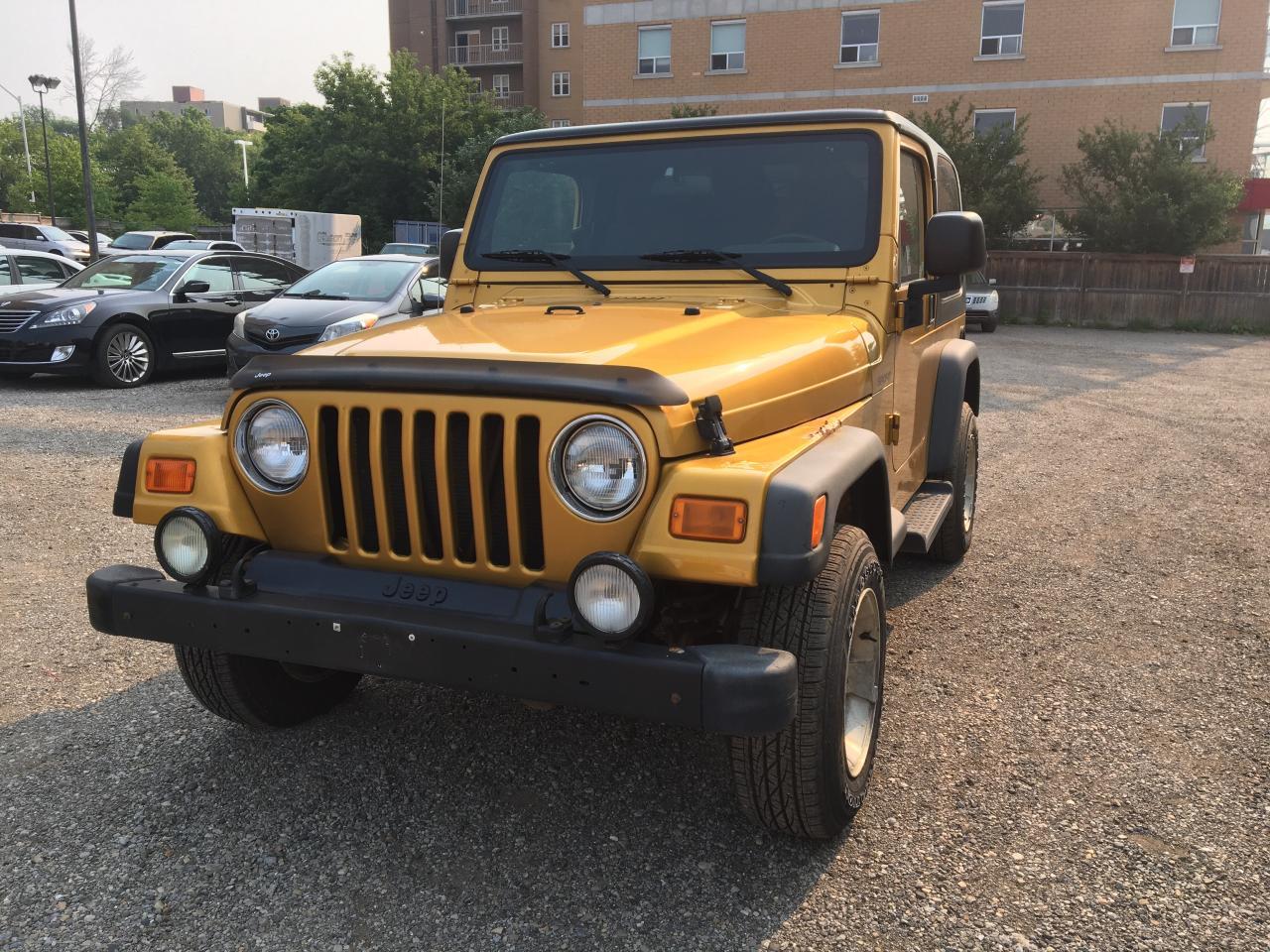 2003 Jeep TJ