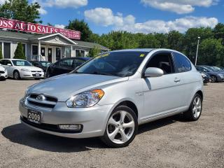 Used 2009 Hyundai Accent GL Sport for sale in Oshawa, ON