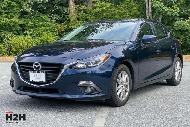 2015 Mazda MAZDA3  Photo0