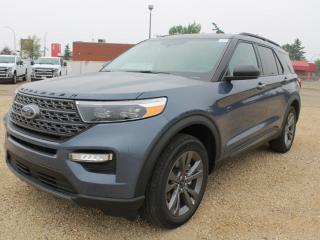 New 2021 Ford Explorer XLT | 4WD | 202a | Sport Appearance Pkg | Nav | Adaptive Cruise for sale in Edmonton, AB