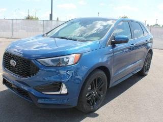 New 2021 Ford Edge ST-Line | AWD | Heated Steering | Sunroof | Adaptive Cruise for sale in Edmonton, AB