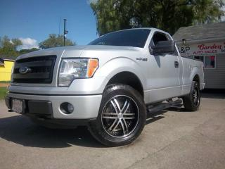 Used 2013 Ford F-150 STX 4x4 for sale in Oshawa, ON