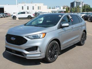 New 2021 Ford Edge ST Line | AWD | Fun to Drive | Rear Camera for sale in Edmonton, AB