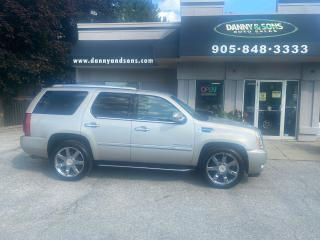 Used 2007 Cadillac Escalade SHORT-AS-IS for sale in Mississauga, ON
