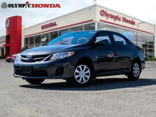 Used 2013 Toyota Corolla for sale in Guelph, ON