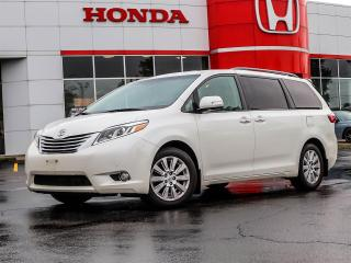 Used 2015 Toyota Sienna XLE for sale in Milton, ON