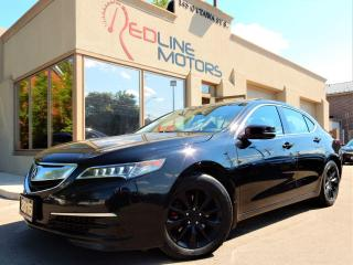 Used 2015 Acura TLX Tech.Navi.Camera.BlindSpot.LaneKeep.Leather.Roof for sale in Kitchener, ON