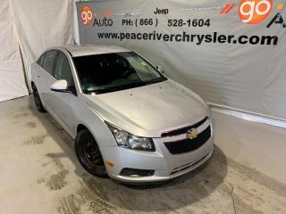 Used 2013 Chevrolet Cruze LT Turbo for sale in Peace River, AB