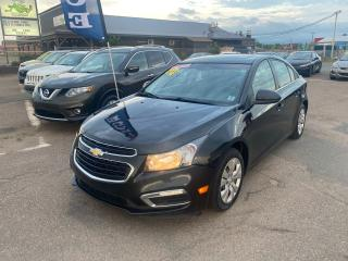 Used 2016 Chevrolet Cruze LT / Sun Roof / Heated Seats / for sale in Truro, NS