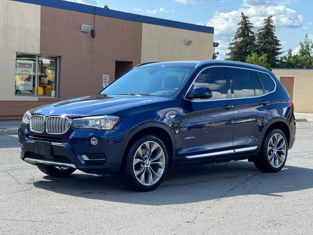 2015 BMW X3 xDrive28d AWD Navigation/Panoramic Sunroof /Camera Photo2