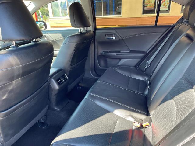 2015 Honda Accord Touring Navigation /Sunroof /Leather Photo11
