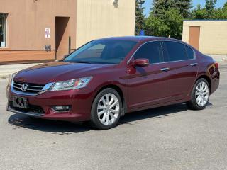 Used 2015 Honda Accord Touring Navigation /Sunroof /Leather for sale in North York, ON