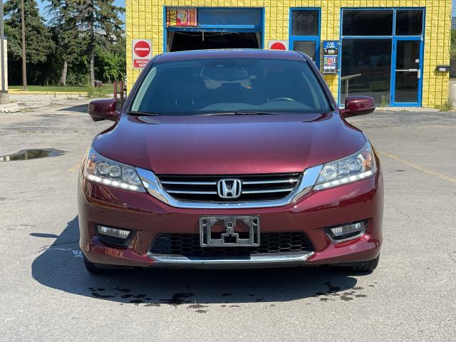 2015 Honda Accord Touring Navigation /Sunroof /Leather Photo8