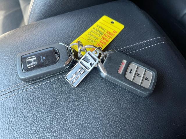 2015 Honda Accord Touring Navigation /Sunroof /Leather Photo16