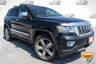 Used 2012 Jeep Grand Cherokee Overland SOLD AS TRADED, YOU CERTIFY, YOU SAVE!!! for sale in Barrie, ON