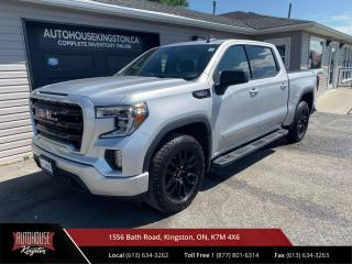 Used 2020 GMC Sierra 1500 Elevation Tonneau Cover - Running Boards - Trailer Brakes - Tow Pkg. for sale in Kingston, ON