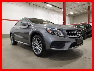 Used 2018 Mercedes-Benz GLA GLA250 4MATIC NAVIGATION PANORAMIC PREMIUM SPORT for sale in Vaughan, ON