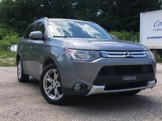Used 2015 Mitsubishi Outlander 4WD 4dr SE for sale in Waterloo, ON