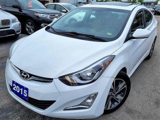 Used 2015 Hyundai Elantra Limited for sale in Hamilton, ON