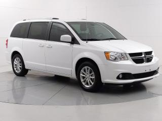 Used 2019 Dodge Grand Caravan SXT Premium Plus Nav, DVD Player, Leather seats/ Steering wheel for sale in Winnipeg, MB