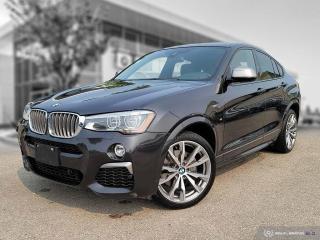 Used 2018 BMW X4 M40i Executive Pkg | Carplay | HUD | No Accident! for sale in Winnipeg, MB