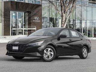 New 2021 Hyundai Elantra Essential for sale in Winnipeg, MB