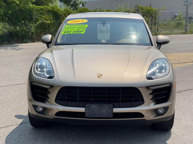 2015 Porsche Macan S AWD Navigation/Sunroof/Leather Photo2