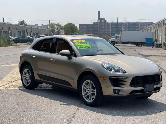 2015 Porsche Macan S AWD Navigation/Sunroof/Leather Photo3