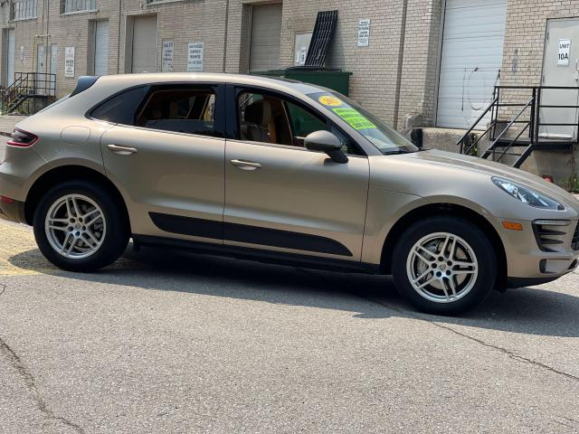 2015 Porsche Macan S AWD Navigation/Sunroof/Leather Photo4