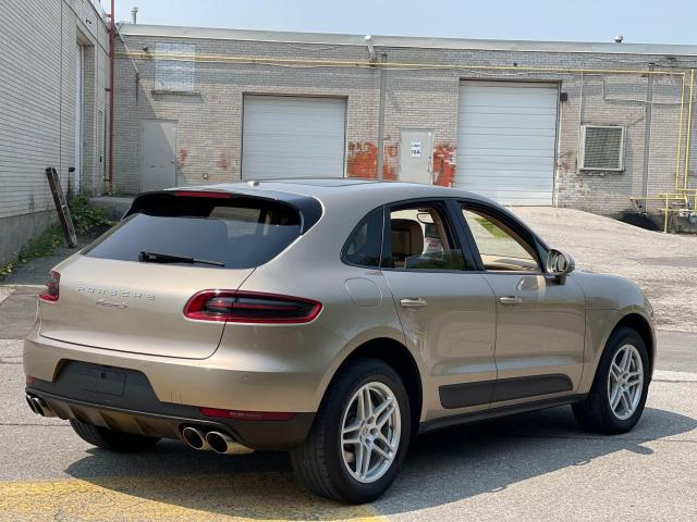2015 Porsche Macan S AWD Navigation/Sunroof/Leather Photo5