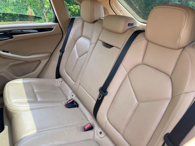 2015 Porsche Macan S AWD Navigation/Sunroof/Leather Photo9