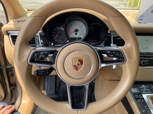 2015 Porsche Macan S AWD Navigation/Sunroof/Leather Photo17