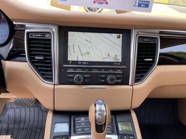 2015 Porsche Macan S AWD Navigation/Sunroof/Leather Photo18