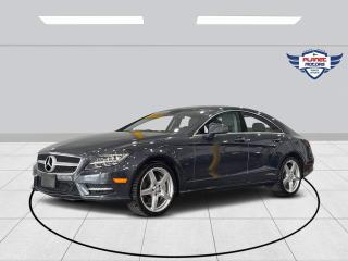 Used 2014 Mercedes-Benz CLS-Class CLS 550 for sale in Richmond Hill, ON