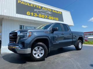 Used 2019 GMC Sierra 1500 Clean CarFax! Trailer Brake Controller! 4X4! Backup Camera! for sale in Kingston, ON