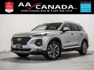 Used 2020 Hyundai Santa Fe Preferred for sale in North York, ON