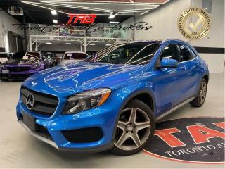 Used 2016 Mercedes-Benz GLA GLA250 AMG I PANO I NAV I COMING SOON for sale in Vaughan, ON
