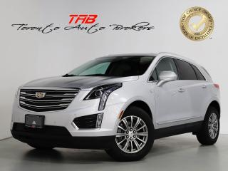 Used 2017 Cadillac XT5 LUXURY I PANO I NAVI I BOSE I CLEAN CARFAX for sale in Vaughan, ON
