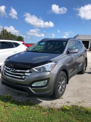 Used 2015 Hyundai Santa Fe SPORT AWD Fresh Trade From Area for sale in Petrolia, ON