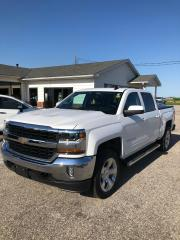 Used 2018 Chevrolet Silverado 1500 LT Local trade ONLY 41,000km for sale in Petrolia, ON