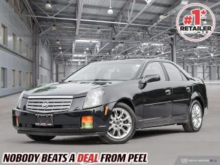 Used 2003 Cadillac CTS Base for sale in Mississauga, ON