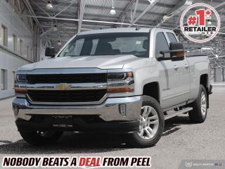 Used 2018 Chevrolet Silverado 1500 LT for sale in Mississauga, ON
