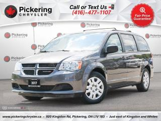 Used 2017 Dodge Grand Caravan SXT - STOW AND GO/BLUETOOTH/DUAL CLIMATE for sale in Pickering, ON
